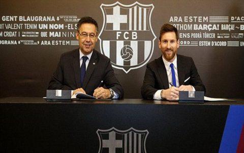 Messi đòi ra đi, Barcelona mất trắng 626 triệu bảng