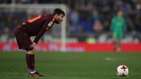 Penalty – Bóng ma ám ảnh của thiên tài Messi