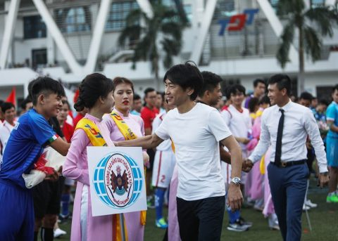 Điểm tin bóng đá Việt Nam sáng 06/01: HLV Miura gây sốt tại giải sinh viên