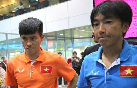 Điểm tin bóng đá Việt Nam 05/01: HLV Toshiya Miura ra mắt đội Công Vinh
