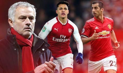 CỰC NÓNG: Mkhitaryan gật đầu, Sanchez gia nhập MU ngay hôm nay