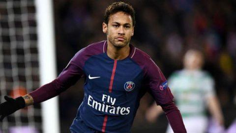 Neymar: Ông vua của các con số thống kê ở châu Âu mùa này