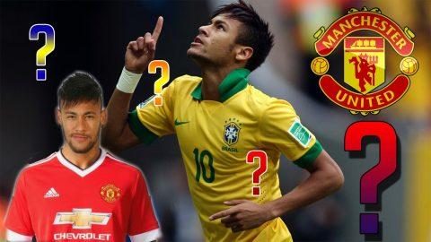 Chuyển nhượng 13/1: M.U vung 500 triệu euro mua Neymar