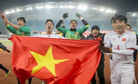 Báo châu Á: U23 Việt Nam xóa đi sự mặc cảm của bóng đá 'vùng trũng'