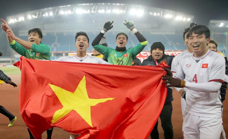 Bóng đá Việt Nam mục tiêu TOP 8 châu Á để tham dự World Cup 2026