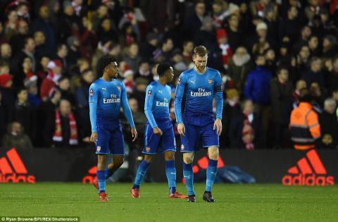 5 điểm nhấn Nottingham Forest 4-2 Arsenal: Arsenal thành cựu vương