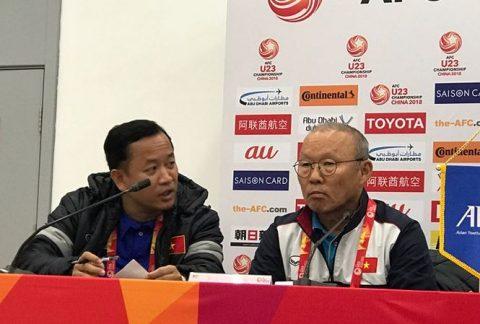"""HLV Park Hang-seo: """"U23 Qatar có không ít điểm yếu"""""""
