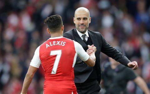 Vì Pep Guardiola, Sanchez quyết không đến Man City?