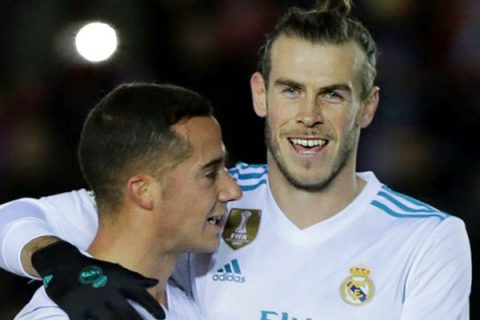 Cup nhà Vua: Real thắng lớn, Barca chia điểm