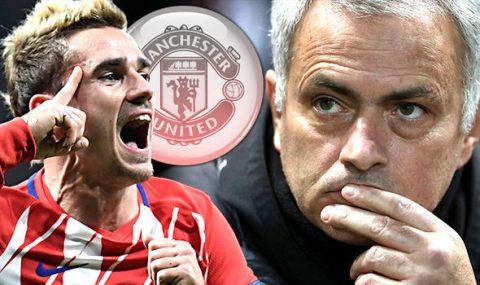 Báo ĐỘNG ĐỎ ở Man United: Mourinho cầu khẩn 'bom tấn'