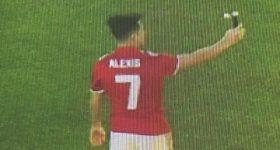 CỰC NÓNG: Alexis Sanchez khoác áo số 7 huyền thoại tại M.U