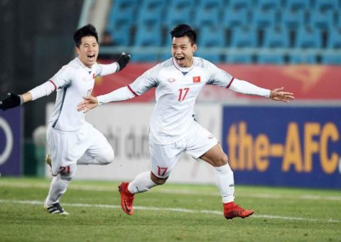 U23 Việt Nam chạm trán U23 Uzbekistan: Thăng hoa nhờ đôi cánh