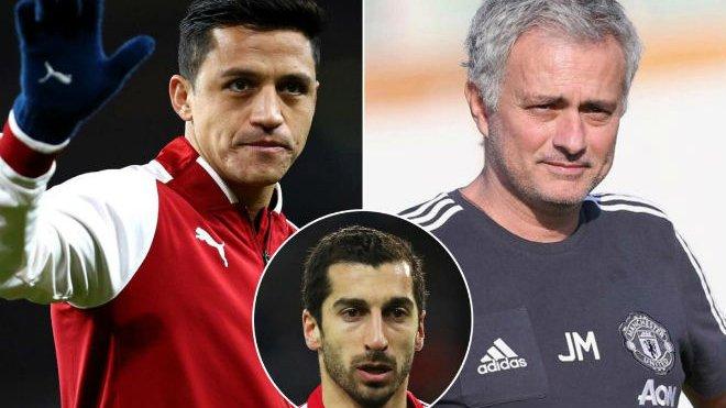 CỰC NÓNG: Mourinho ngấm ngầm xác nhận Sanchez sắp về Man Utd