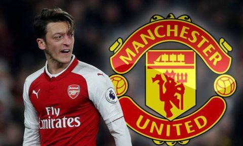 NÓNG: M.U ra giá 35 triệu bảng cho Mesut Ozil