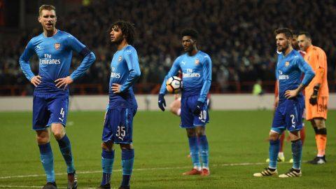 Vòng 3 FA Cup: Arsenal sớm bị loại, Tottenham thắng nhờ Harry Kane