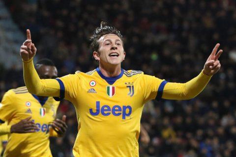 Bernardeschi tỏa sáng, Juventus tiếp tục bám đuổi Napoli