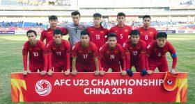 Giờ thi đấu của trận U23 Việt Nam vs U23 Qatar được thay đổi