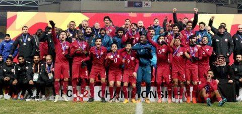 Đánh bại Hàn Quốc, Qatar giành huy chương Đồng VCK U23 châu Á