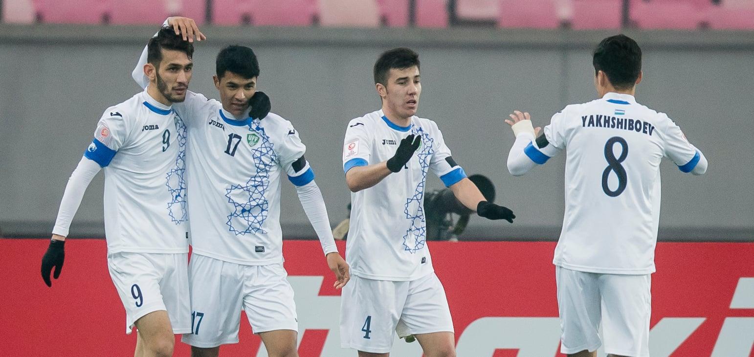Nhận diện đối thủ: U23 Uzbekistan, họ là ai?