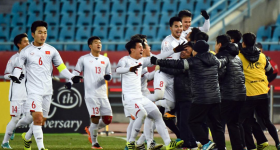 U23 Việt Nam và những cú sốc trong lịch sử bóng đá