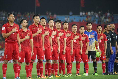 FIFA khen ngợi sự thăng tiến vượt bậc của đội tuyển Việt Nam