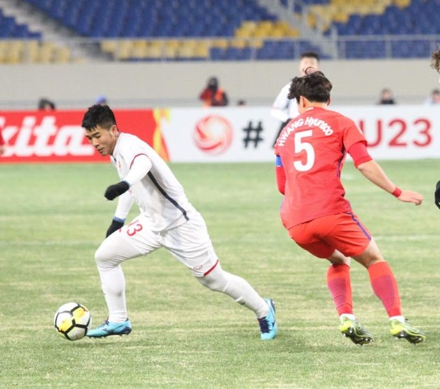 3 thành công của U23 Việt Nam nhìn từ trận đấu với Hàn Quốc