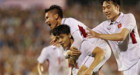 Quang Hải và Công Phượng đặt mục tiêu vô địch U23 châu Á