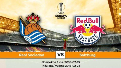 Nhận định Sociedad vs Red Bull Salzburg, 1h00 ngày 16/02: Chủ nhà buông tay