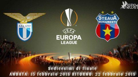 Nhận định Lazio vs Steaua Bucharest, 1h00 ngày 23/02: Lấy điểm tựa
