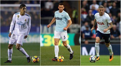 5 ngôi sao phòng thủ 'đắt xắt ra miếng' khiến Mourinho phải bấm bụng mua