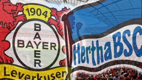 Nhận định Leverkusen vs Hertha Berlin, 21h30 ngày 10/02: Giữ vững vị trí