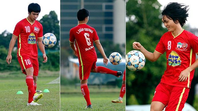 Điểm tin bóng đá Việt Nam sáng 13/02: Tuấn Anh – Xuân Trường – Công Phượng nhận nhiệm vụ đặc biệt
