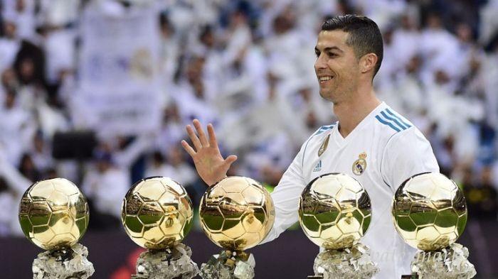 Ronaldo và năm 2017 lấp lánh như kim cương