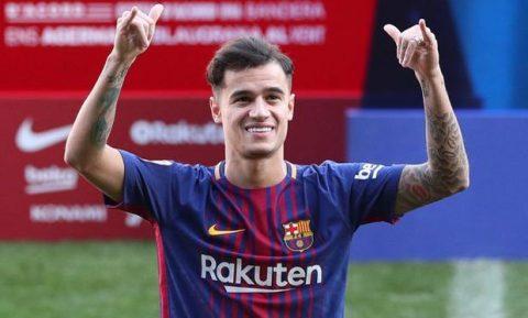 Coutinho lần đầu lên tiếng về cuộc sống mới tại Barca