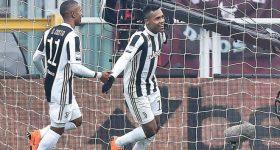 Higuain chấn thương, Juve vẫn hạ Torino để lên đầu bảng