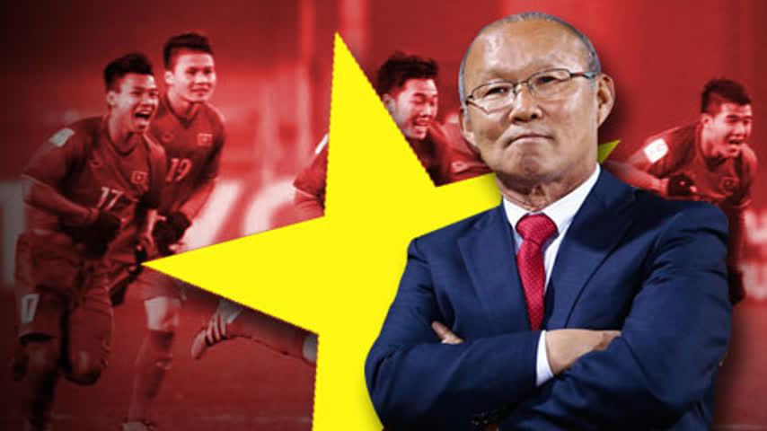 3 bí quyết giúp HLV Park Hang-seo thành công cùng U23 Việt Nam