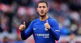Tương lai Eden Hazard đã được định đoạt