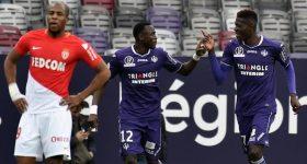 Vòng 27 Ligue 1: Monaco bị chia điểm, lỡ cơ hội đuổi PSG