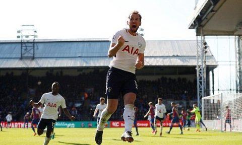 Thắng tối thiểu Palace, Tottenham sẵn sàng đánh chiếm vị trí thứ 2