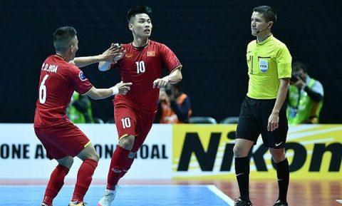 ĐT futsal Việt Nam gặp Uzbekistan ở tứ kết: Cầu được ước thấy