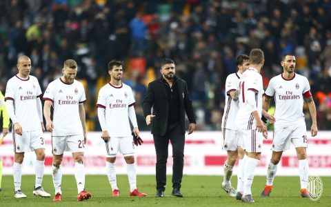Sau vòng 23 Serie A: Thành Milano toàn nỗi buồn