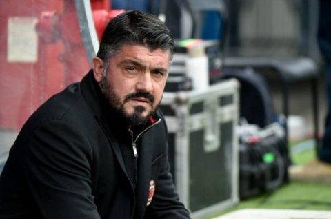 Lần đầu thắng đậm cùng Milan, Gattuso vẫn bình thản