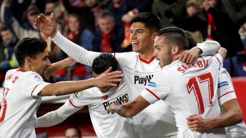 Vượt ải Leganes, Sevilla giành vé dự chung kết cúp Nhà vua