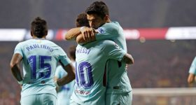 Hạ đẹp Eibar, Barca chạy đà hoàn hảo cho Champions League