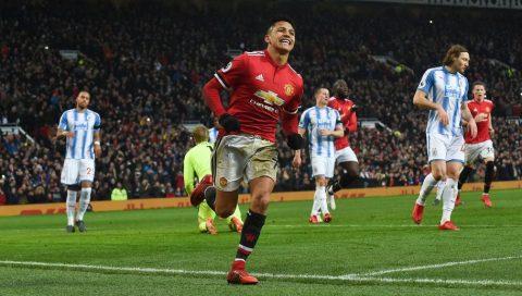 Nỗ lực được đền đáp, Sanchez ghi bàn trong ngày Quỷ đỏ 'phục hận'