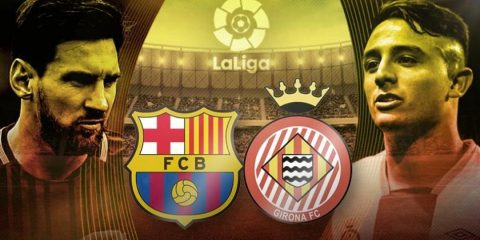 Nhận định Barcelona vs Girona, 2h45 ngày 25/02: Tiến gần ngôi Vương