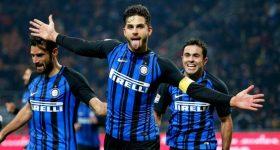 Thắng đội bét bảng, Inter trở lại Top 3