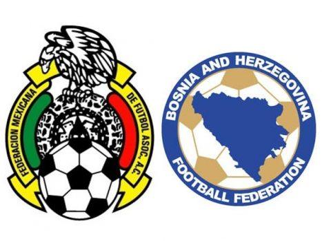 Nhận định Mexico vs Bosnia, 9h00 ngày 01/02: Quân xanh dễ chịu