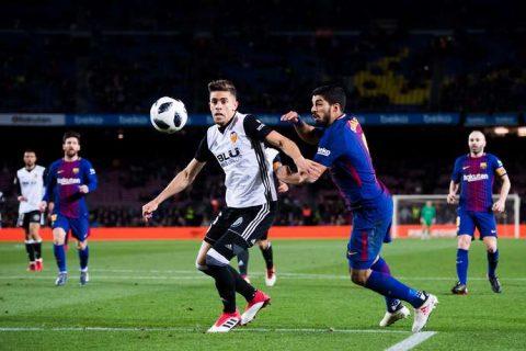 Chấm điểm Barcelona: Suarez 9; điểm tối Andre Gomes