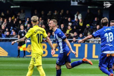 Gục ngã trên sân nhà, Villarreal mất cơ hội vượt mặt Real Madrid